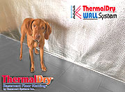 ThermalDry® Wall System - Vapor Barrier