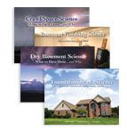 Free basement waterproofing or crawl space repair book