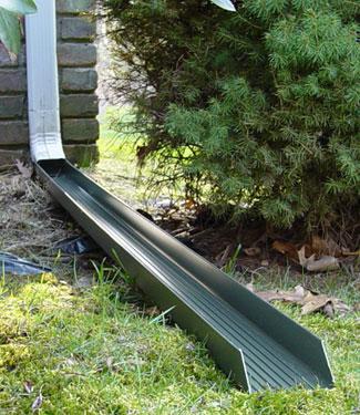 RainChute® Downspout Extension